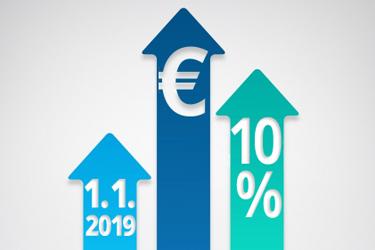 Zvýšenie platov v školstve od 1. januára 2019 b0ed056d673